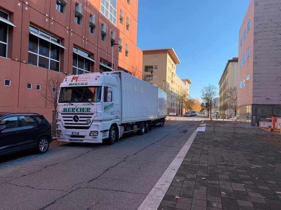 Logistics Distribution Assembling